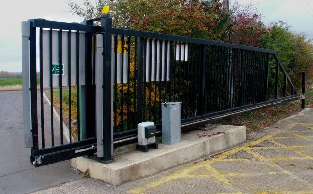 Sisteme deschidere porti automate